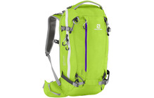 Salomon Quest 20 ABS Compatible sac a dos vert